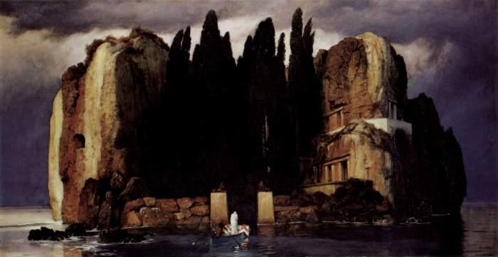 La quinta versión del cuadro, del 1886, está en el Museum der bildenden Künste de Leipzig